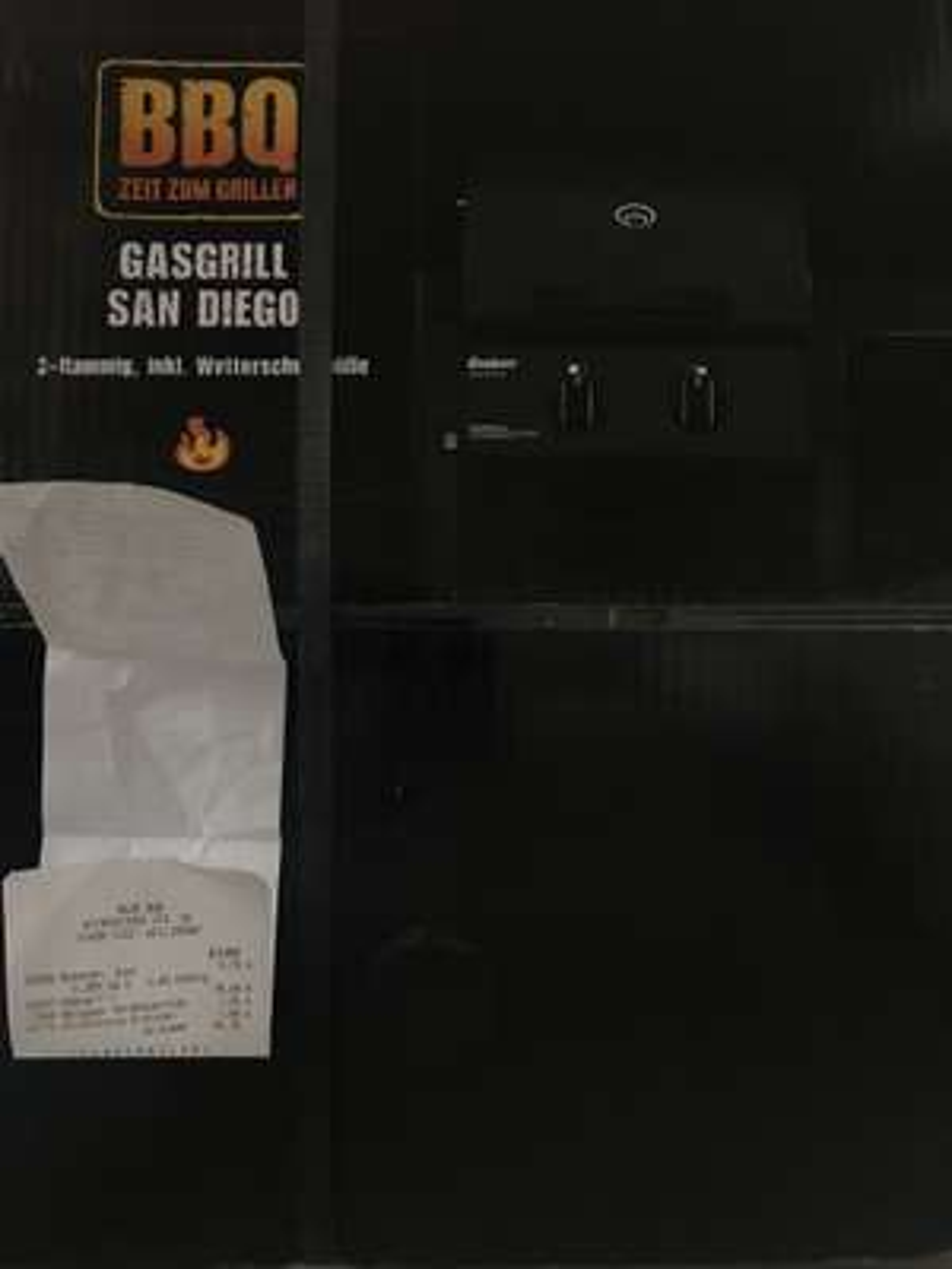 [Lokal Stuttgart] Enders San Diego 2 Gasgrill