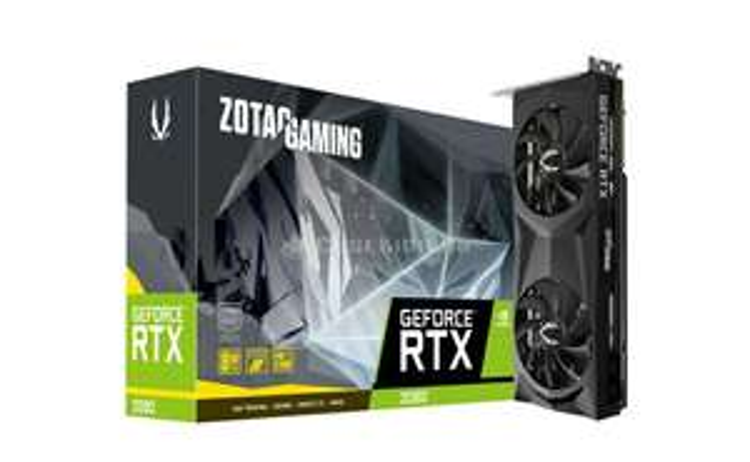 !UPDATE: ZOTAC GAMING GEFORCE RTX 2080 TWIN FAN, 8192 MB GDDR6