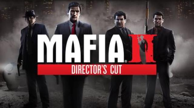 Mafia Collection (Mafia + Mafia II: Director's Cut + Mafia III für 15€ (GOG)