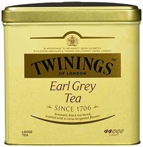 [amazon] Twinings Earl Grey 500g Dose im Sparabo - Erste Lieferung mit Top-Preis