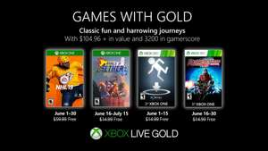 (Games with Gold Juni) EA Sports NHL 19, Rivals of Aether (Xbox One), Portal: Still Alive & Earth Defense Force 2017 (Xbox One/Xbox 360)
