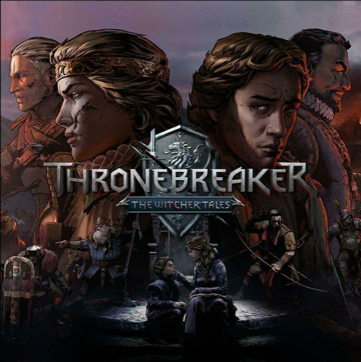 Thronebreaker: The Witcher Tales (PC) für 12.99€ (GOG)