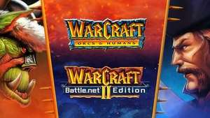 [GoG] Warcraft + Warcraft 2 (Battlenet Edition)
