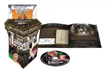 Die Reise ins Labyrinth (30th Anniversary Gift Set + Digibook) [Blu-ray]