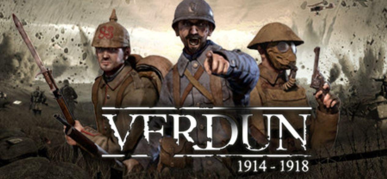 Verdun - Steam Free Weekend