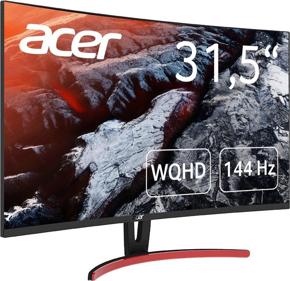 Acer ED323QURA BESTPREIS 31,5 Zoll Curved WQHD 144Hz Freesync