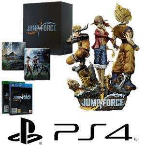 Jump Force - Collector's Edition PS4 Amazon WHD