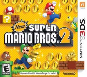 New Super Mario Bros. 2 (3DS) - kostenloses Level-Paket