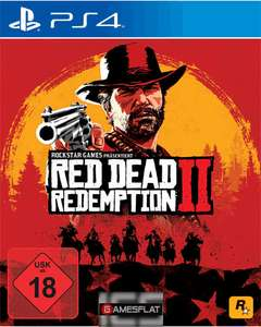 [Gamesflat] Red Dead Redemption 2 (Ps4)
