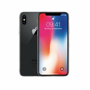 Apple iPhone X 64GB Space-grau (Neu - ungeöffnet und originalverpackt)