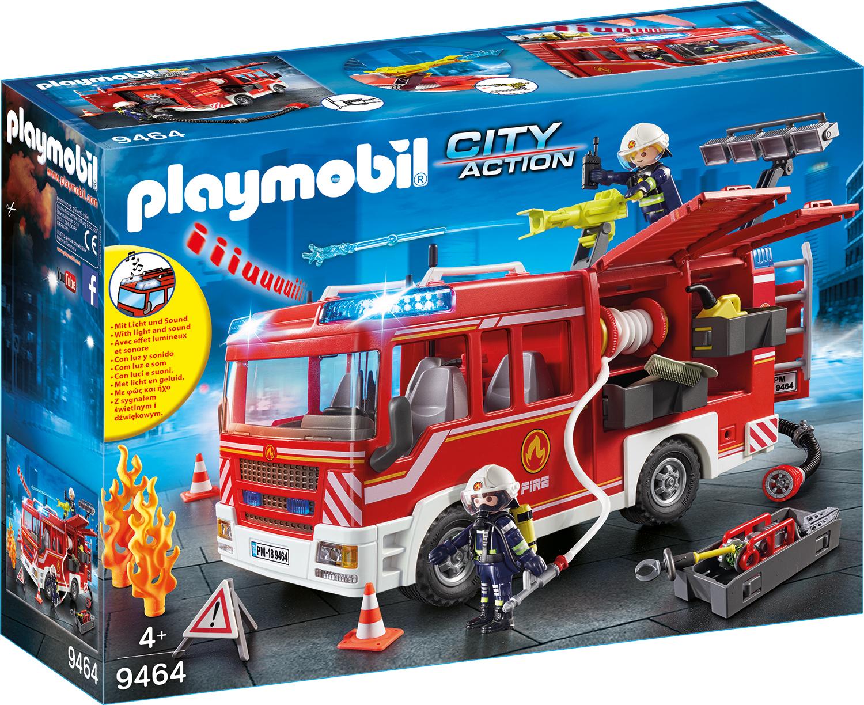 [Real online] PLAYMOBIL City Action - Feuerwehr Rüstfahrzeug 9464 für 22,95 € + Versand