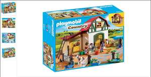 [Real online] PLAYMOBIL - Ponyhof 6927 19,94 (14,99 bei Abholung!)