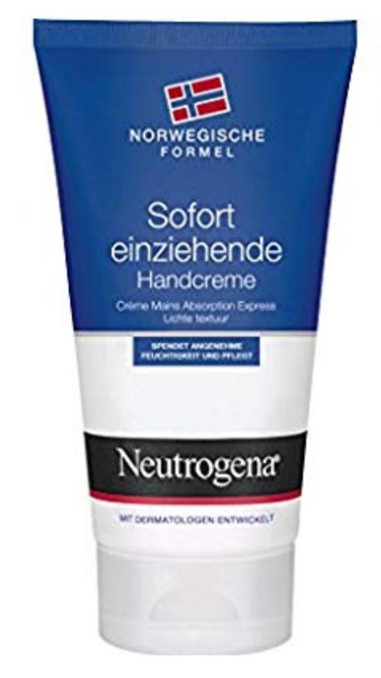[Amazon SparAbo] 2x Neutrogena Handcreme (je 75ml) als Sparabo