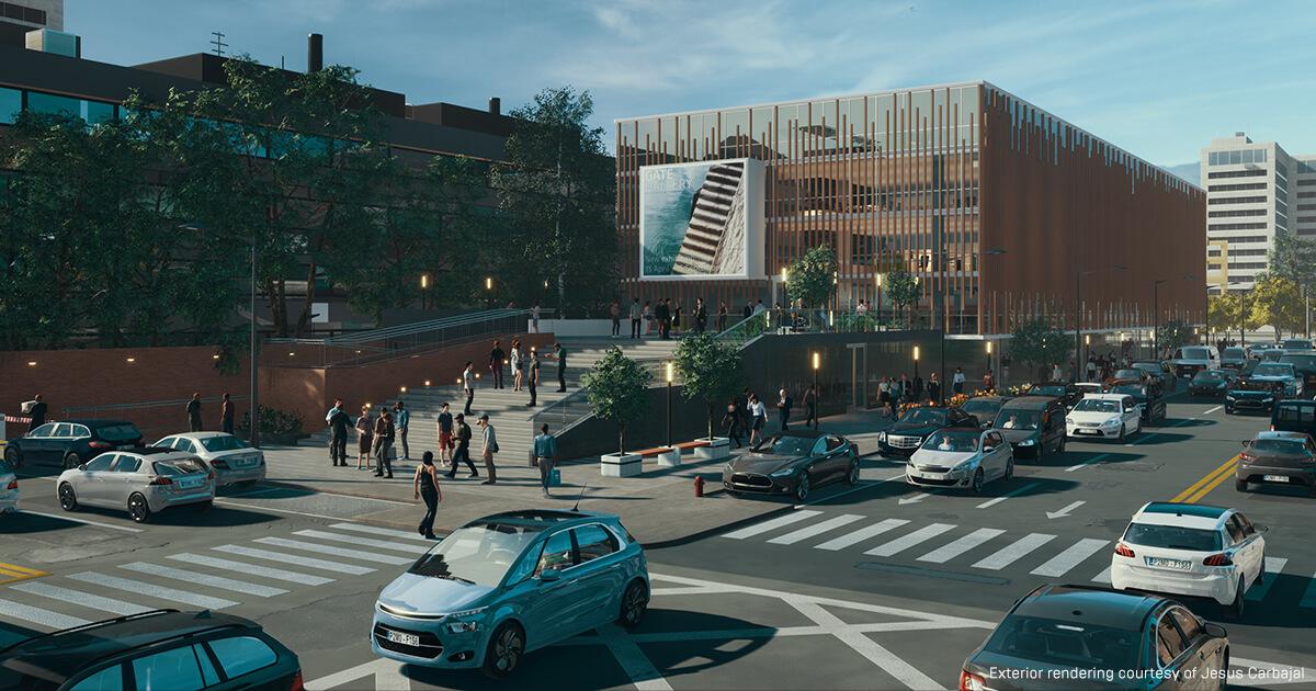 Twinmotion 2019 - Realtime Rendering für Architekten, Stadt- und Landschaftsplaner