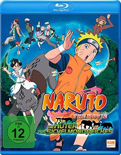 Naruto the Movie 3: Die Hüter des Sichelmondreiches (Blu-ray) & Limited Mediabook Edition (DVD + Blu-ray) für je 9,97€ (Amazon Prime)