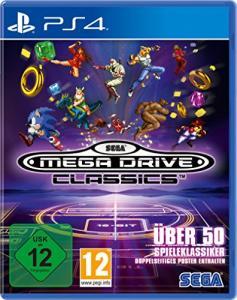 SEGA Mega Drive Classics (PS4 & Xbox One & Switch) für je 15,99€ (Müller & Amazon Prime)