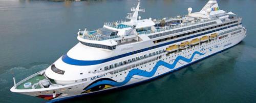 AIDA Kreuzfahrt: 14 Tage Amazonas oder Südamerika inkl. Flügen von München für 999€ pro Person (All inclusive)