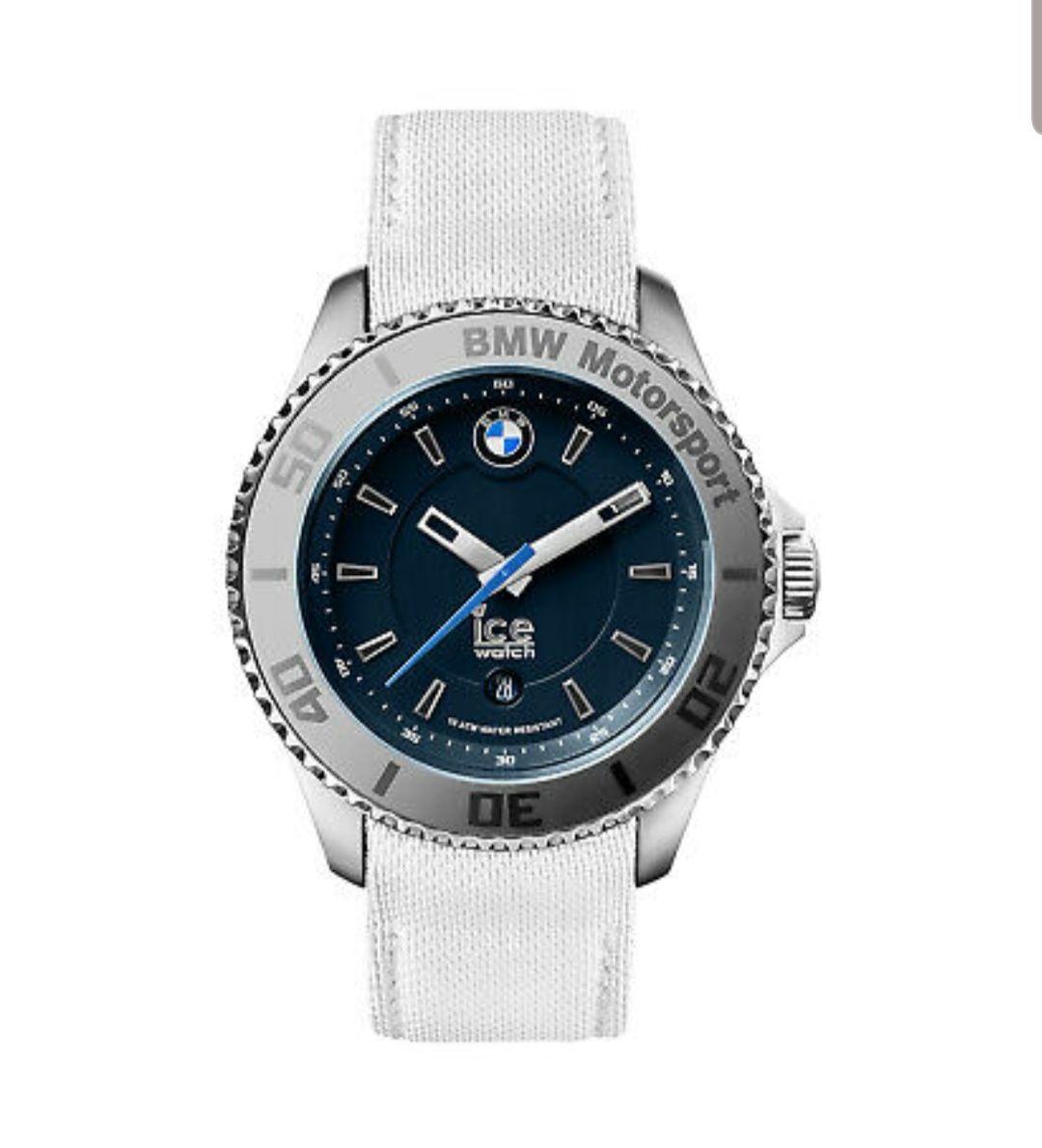 [eBay] Quarz Armbanduhr BMW Motorsport von Ice-Watch