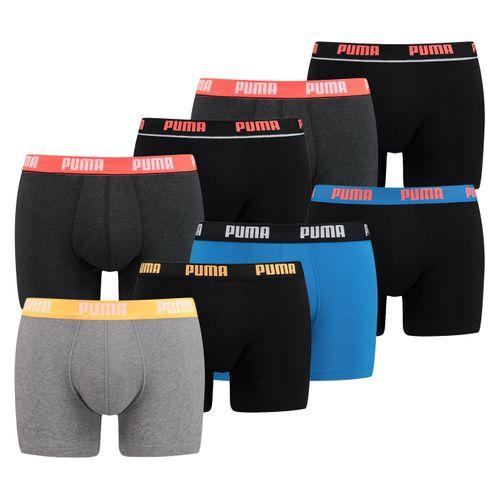 8x Puma Herren Boxershorts für 36,99€ - keine Versandkosten | Größe S bis 2XL verfügbar