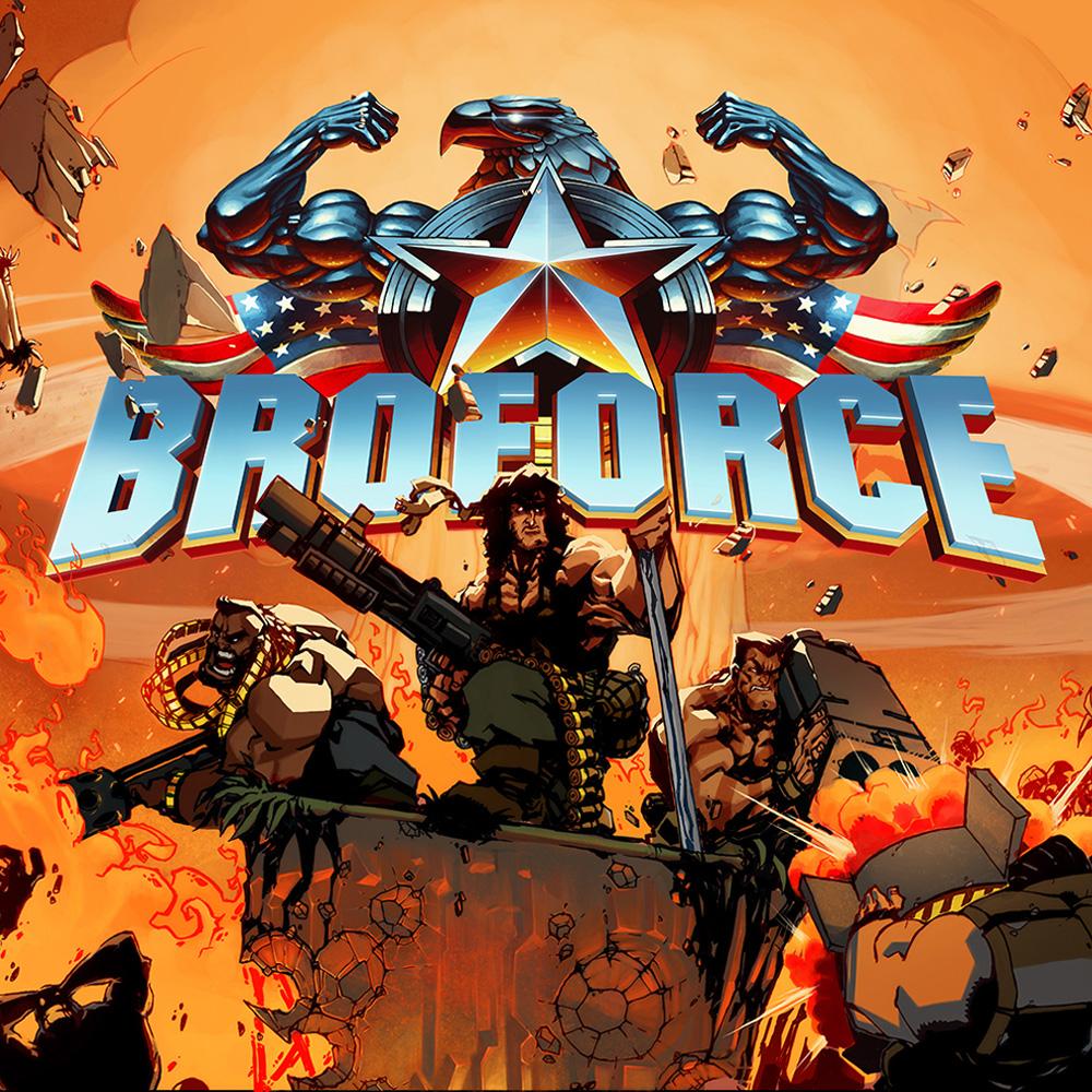 Broforce (Switch) für 7,49€ oder für 6,04€ Südafrika (eShop)