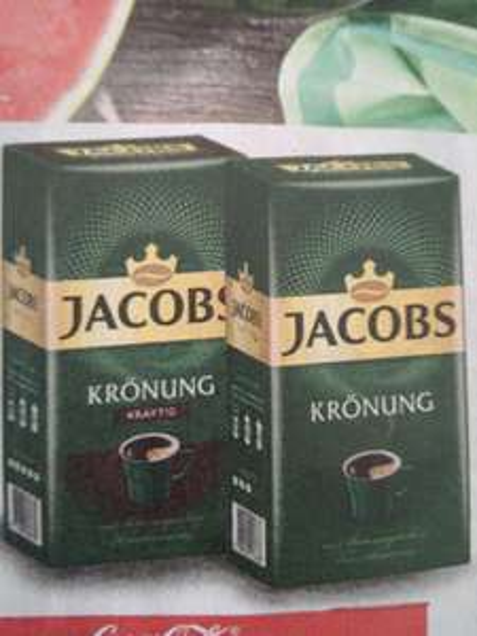 [REAL] Jacobs Krönung 500g (auch kräftig)