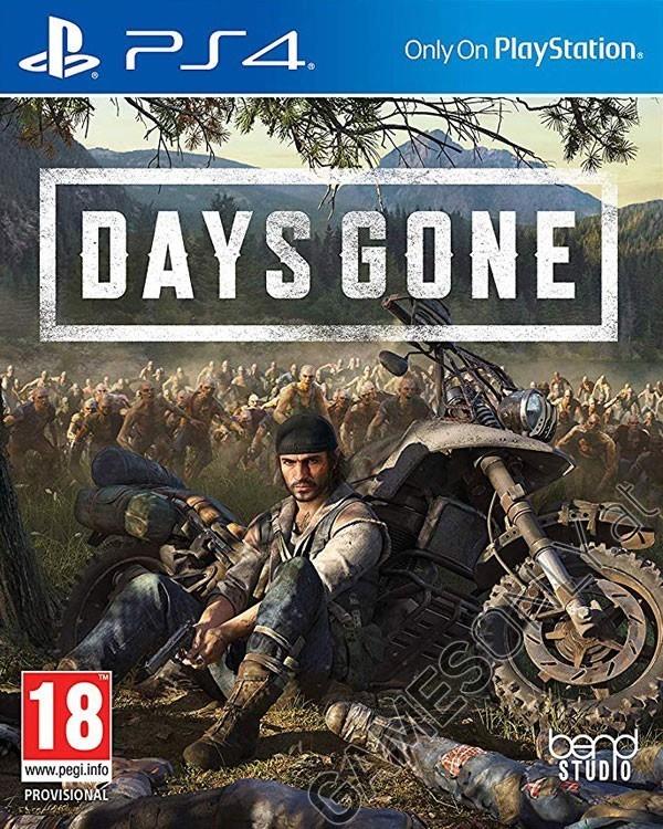 Days Gone Playstation 4 Ps4 für 43,98€ bei Gamesonly.at & Special Edition bei Gameware.at für 69,90€