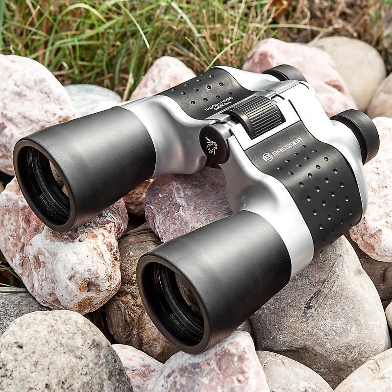 Bresser Porro Fernglas 10x50 mit 10fach Vergrößerung und FC-Vollvergütung für 17,94€ inkl. Versandkosten