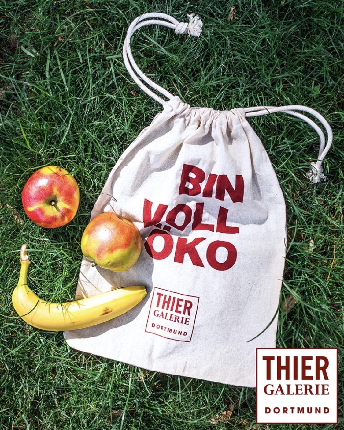 [Lokal Dortmund] Gratis Obstbeutel mit Früchten in der Thier-Galerie