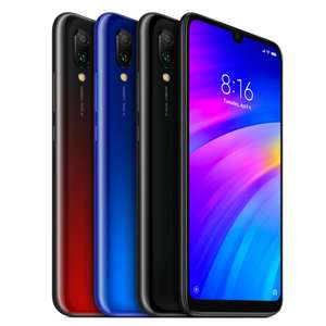 Redmi 7, 3/32GB, Snapdragon 632, 6.26 Inch, Android 9