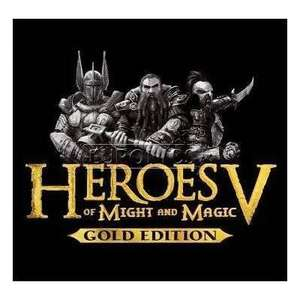 Heroes of Might and Magic V - Gold Edition für 5,09€ [GOG]
