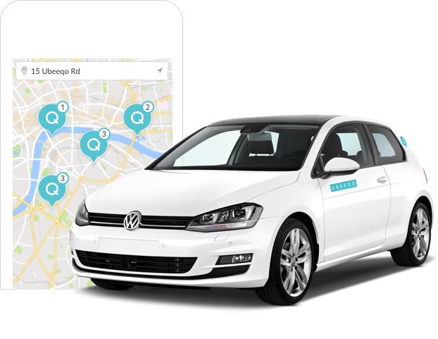 UBEEQO Carsharing 30,00€ Startguthaben (auch für Transporter) Berlin, Hamburg, London, Paris, Barcelona, Mailand, Madrid - gratis Anmeldung