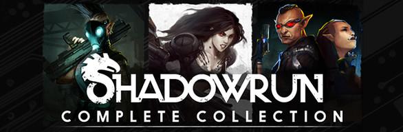 Shadowrun Complete Collection 17,95€ statt 69,95€, -74% STEAM
