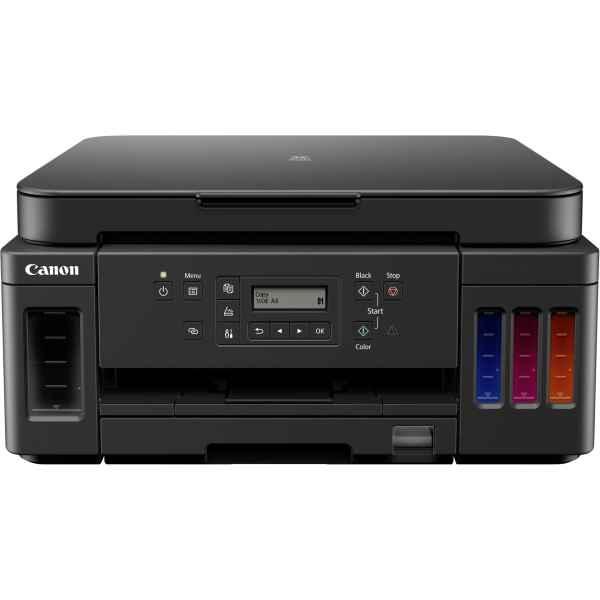 Canon PIXMA G6050 | Multi-Tintenstrahler zum Nachfüllen mit hoher Reichweite @technikdirekt.de