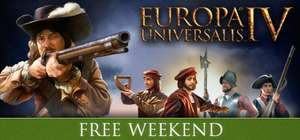 Free Weekend @ Steam - Europa Universalis IV