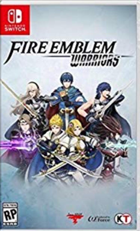 Fire Emblem Warriors - Nintendo Switch [amazon.com]