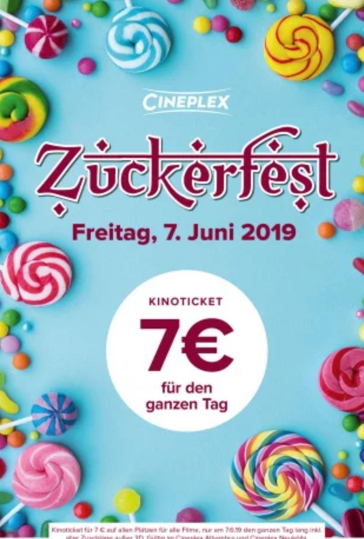 Cineplex Rabatt 2019