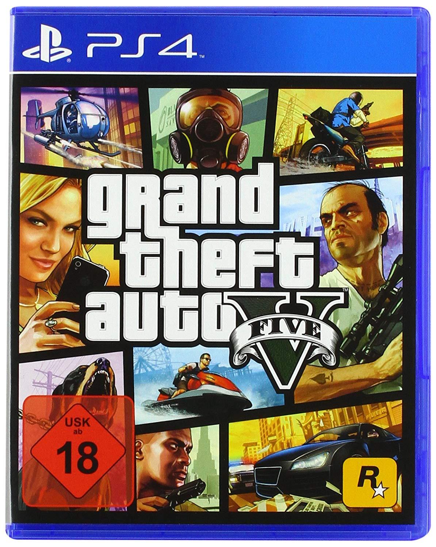 Grand Theft Auto V [PS4/One] für 15,99€