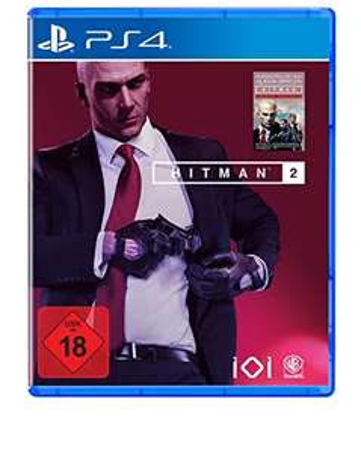 Hitman 2 (PS4 & Xbox One) für je 19,99€ (Amazon & Saturn & Media Markt)