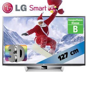 """LG 50""""-3D-FullHD-Plasma-TV 50PM670S 127 cm mit Triple-Tuner bei Real für 599 Euro ab 03.12"""