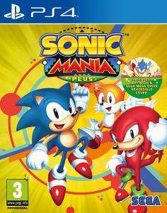 Sonic Mania Plus (PS4) für 15,30€ (Amazon UK)