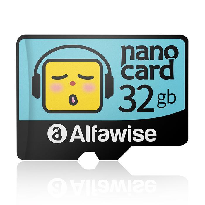Alfawise High Speed High Capacity Waterproof Micro SD Card Class10  32 GB