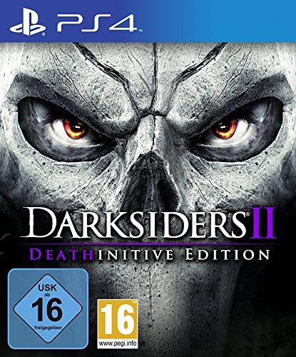 Darksiders II Deathinitive Edition (PS4) für 11,99€ (Amazon Prime & Müller)