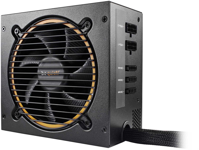Netzteil be quiet! Pure Power 11 CM 400W (80 PLUS Gold, teilmodular, 120mm-Lüfter, 5 Jahre Garantie)