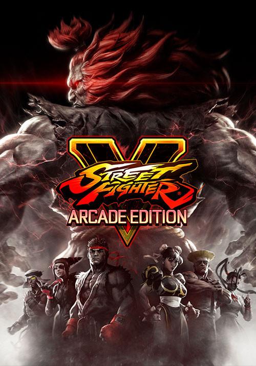 Street Fighter V: Arcade Edition (Steam) für 12,41€ (Gamesplanet)