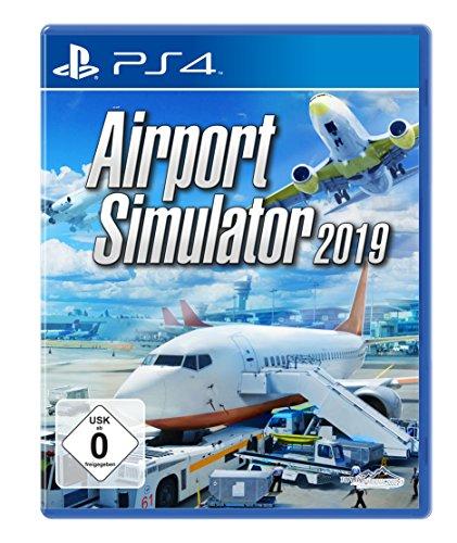 [Amazon] Airport Simulator 2018/19 [PS4] Playstation 4 für 23,99€ (Amazon Prime)