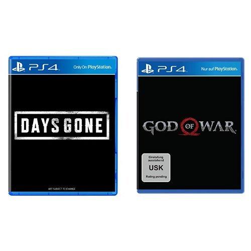 Days Gone - Standard Edition - [PlayStation 4] & God of War - Standard Edition - [Playstation 4]