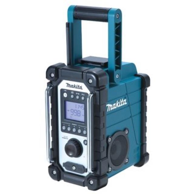 Screwfix Makita DMR107 Akku-Baustellenradio