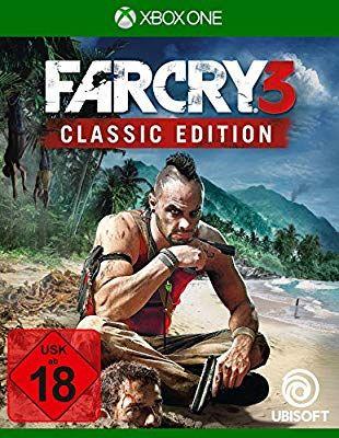 Far Cry 3Classic Edition (Xbox One & Ps4) [Amazon]
