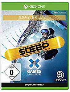 SteepX Games - Gold Edition (Xbox One) [Amazon Prime]