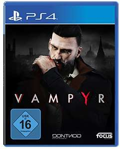 Vampyr (PS4) für 19,99€ (Amazon Prime & Müller)